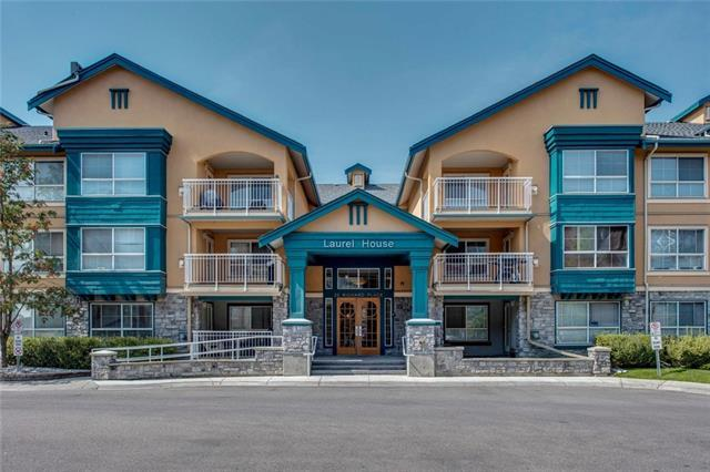 25 Richard Place SW #316, Calgary, AB T3E 7N1 (#C4202400) :: Redline Real Estate Group Inc