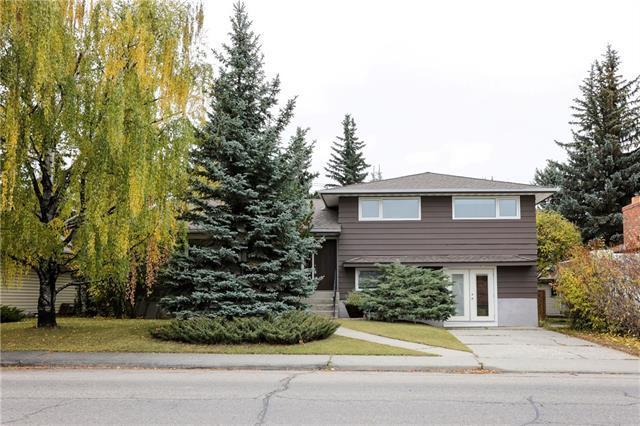 71 Southampton Drive SW, Calgary, AB T2W 0T7 (#C4202476) :: The Cliff Stevenson Group