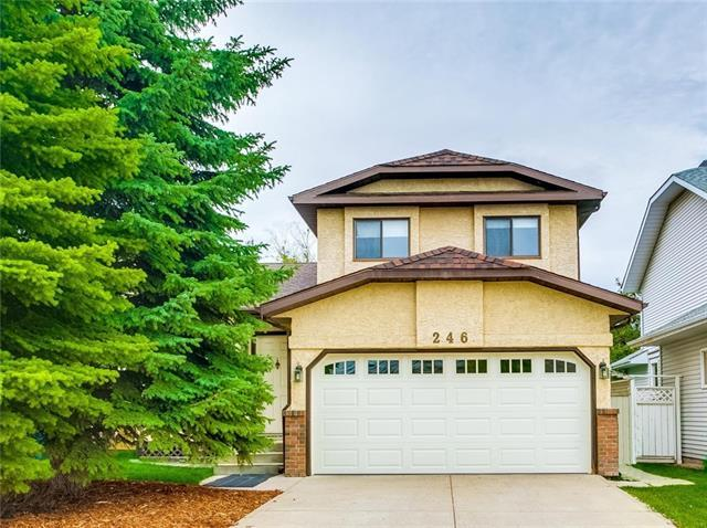 246 Rivergreen Place SE, Calgary, AB T2C 3V5 (#C4202521) :: Redline Real Estate Group Inc