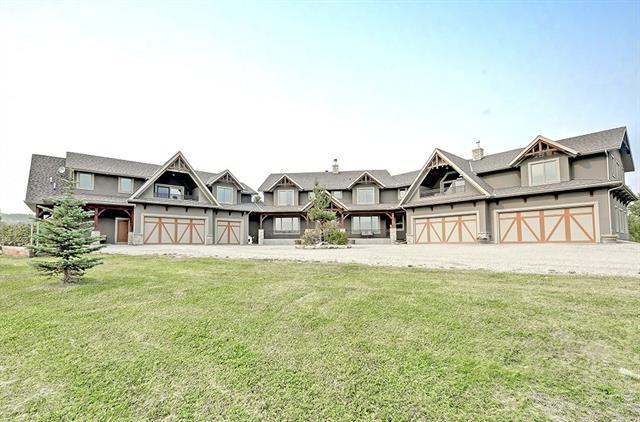 58 Big Hill Springs Estates, Rural Rocky View County, AB T4C 0E5 (#C4202560) :: Redline Real Estate Group Inc