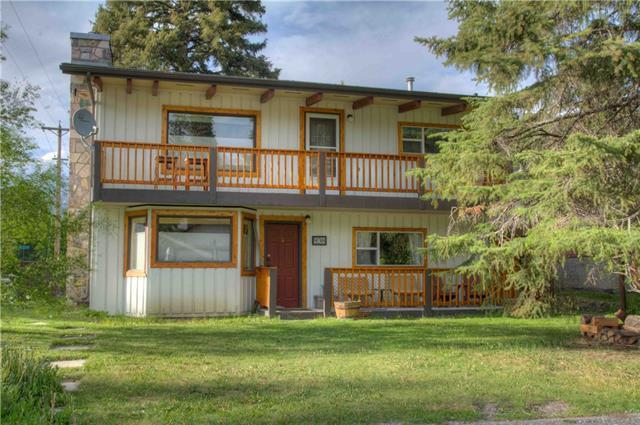938 15 Street, Canmore, AB T1W 1X3 (#C4202567) :: Canmore & Banff