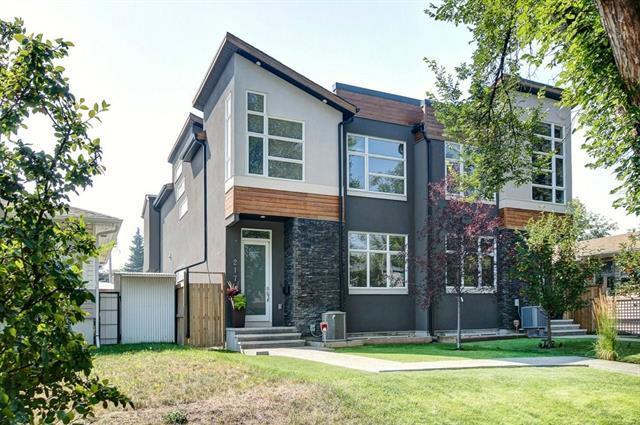 217 32 Avenue NW, Calgary, AB T2M 2P8 (#C4202577) :: The Cliff Stevenson Group