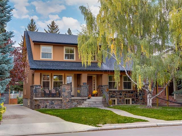 3922 4 Street SW, Calgary, AB T2S 1Y5 (#C4202745) :: Canmore & Banff