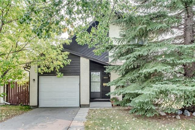 8211 Ranchview Drive NW, Calgary, AB T3G 1G6 (#C4202987) :: Redline Real Estate Group Inc