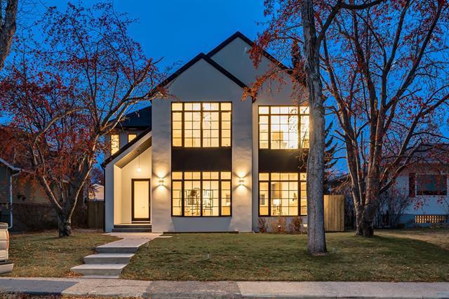1623 8 Street NW, Calgary, AB T2M 3K6 (#C4203003) :: Your Calgary Real Estate