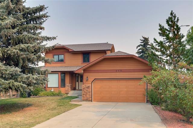 240 Deer River Place SE, Calgary, AB T2J 6Y8 (#C4203007) :: Redline Real Estate Group Inc