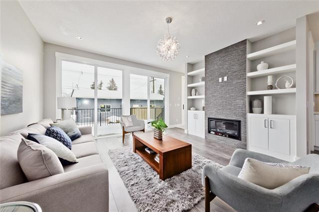 4234 7 Avenue SW, Calgary, AB T3C 0E4 (#C4203038) :: Canmore & Banff