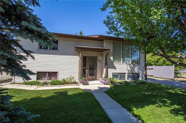 409 Big Springs Drive SE, Airdrie, AB T4A 1A6 (#C4203052) :: Redline Real Estate Group Inc
