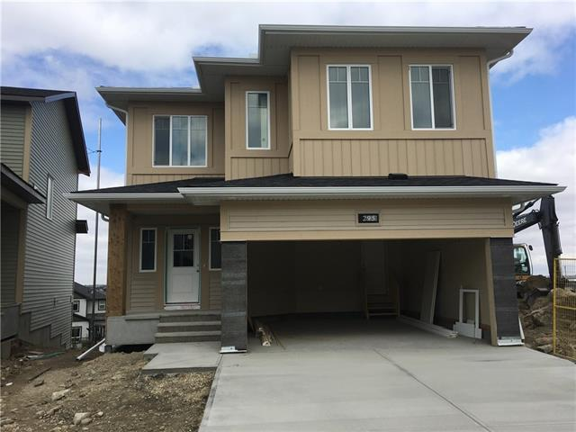 295 Hillcrest Heights, Airdrie, AB T4B 3Z2 (#C4203060) :: Redline Real Estate Group Inc