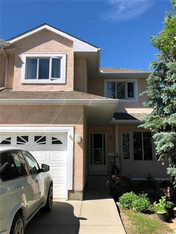 388 Sandarac Drive NW #60, Calgary, AB T3K 4E3 (#C4203098) :: Redline Real Estate Group Inc