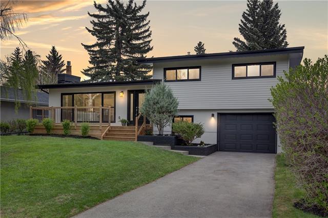 7704 7 Street SW, Calgary, AB T2V 1G4 (#C4203115) :: Redline Real Estate Group Inc