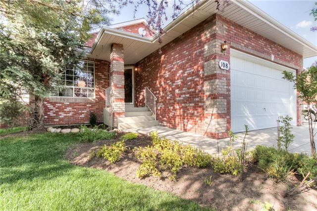 108 Citadel Park NW, Calgary, AB T3G 3Y1 (#C4203131) :: Redline Real Estate Group Inc
