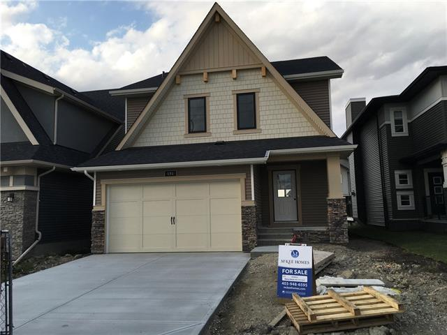 151 Coopersfield Way, Airdrie, AB T4B 3Y5 (#C4203205) :: Redline Real Estate Group Inc