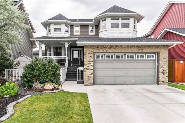 16 Westfall Drive, Okotoks, AB T1S 1V7 (#C4203247) :: Redline Real Estate Group Inc