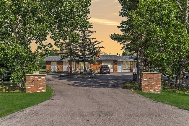 11 Prairie Schooner Estates, Rural Rocky View County, AB T1X 0J8 (#C4203309) :: Calgary Homefinders