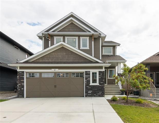 4 Mount Burns Green, Okotoks, AB T1S 0L7 (#C4203310) :: Tonkinson Real Estate Team