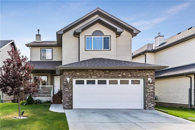 37 Crystal Shores Road, Okotoks, AB T1S 2H7 (#C4203444) :: Canmore & Banff
