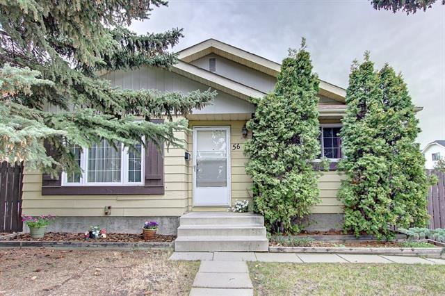 56 Appletree Road SE, Calgary, AB T2A 7J1 (#C4203445) :: Canmore & Banff