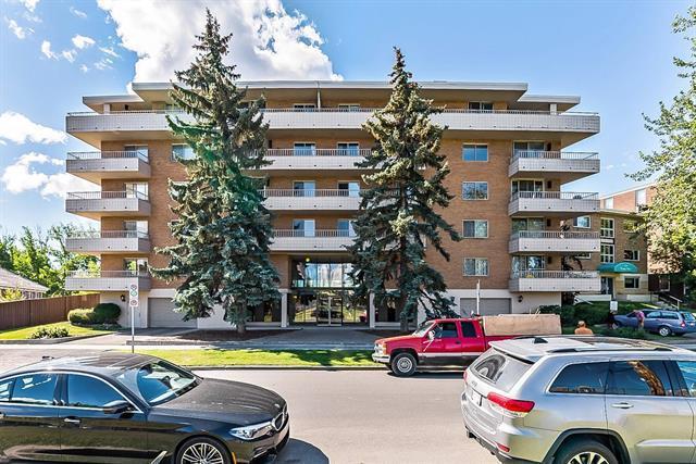 629 Royal Avenue SW #604, Calgary, AB T2S 0G2 (#C4203473) :: Redline Real Estate Group Inc
