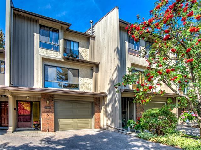 3851 Point Mckay Road NW, Calgary, AB T3B 4V7 (#C4203499) :: Canmore & Banff