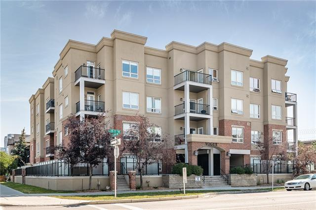 1108 15 Street SW #308, Calgary, AB T3C 1E8 (#C4203533) :: Your Calgary Real Estate