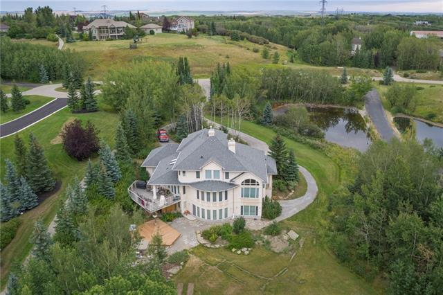 51 Cody Range Close, Rural Rocky View County, AB T3R 1A9 (#C4203570) :: Redline Real Estate Group Inc