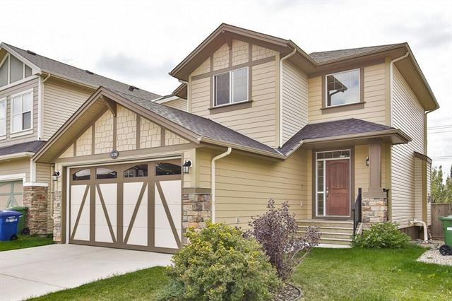 438 Williamstown Green NW, Airdrie, AB T4B 0T2 (#C4203580) :: The Cliff Stevenson Group