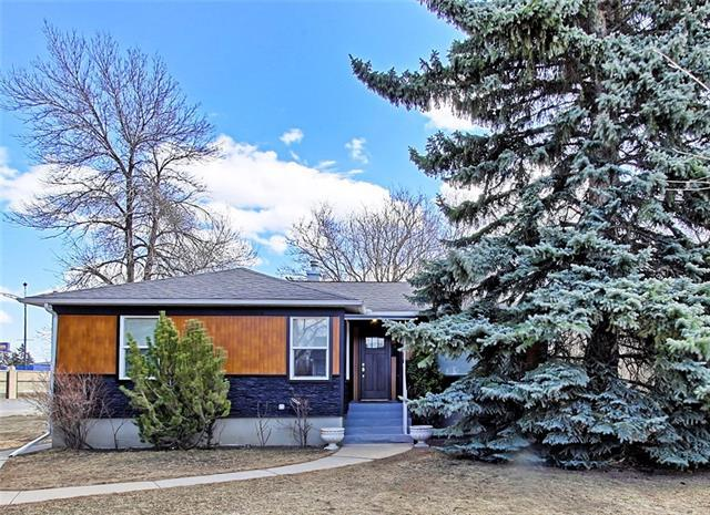 1632 7A Street NW, Calgary, AB T2M 3K1 (#C4203585) :: Canmore & Banff