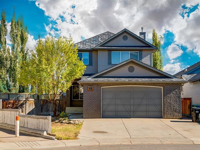 88 Brightondale Close SE, Calgary, AB T2Z 4M7 (#C4203594) :: Canmore & Banff