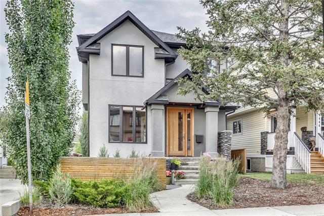 1442 40 Street SW, Calgary, AB T3C 1W7 (#C4203596) :: Canmore & Banff