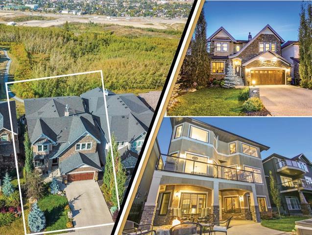 79 Cougar Plateau Circle SW, Calgary, AB T3H 5S7 (#C4203599) :: Redline Real Estate Group Inc