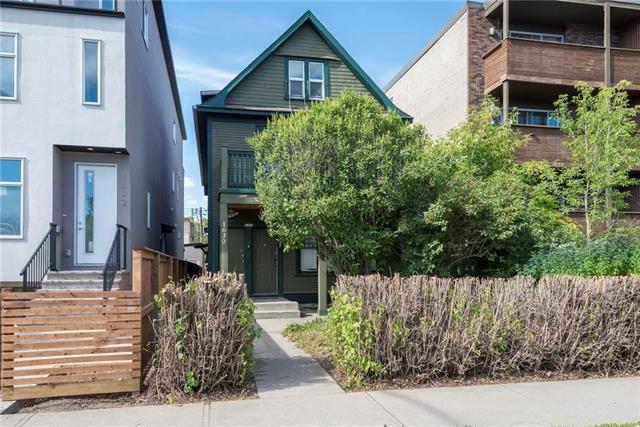 1630 12 Avenue SW, Calgary, AB T3C 0R2 (#C4203634) :: The Cliff Stevenson Group