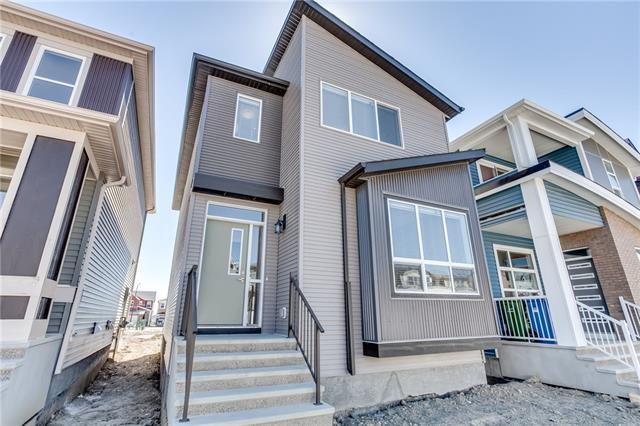 38 Howse Row NE, Calgary, AB T3P 1A9 (#C4203664) :: Canmore & Banff