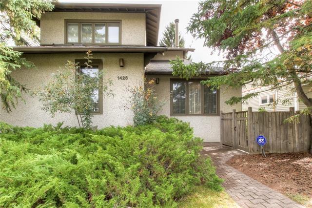1426 6 Street NW, Calgary, AB T2M 3E6 (#C4203665) :: Your Calgary Real Estate