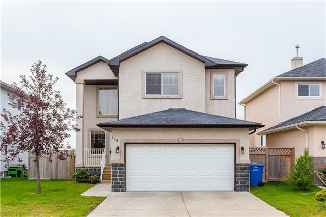 115 East Lakeview Court, Chestermere, AB T1X 1W2 (#C4203671) :: Redline Real Estate Group Inc