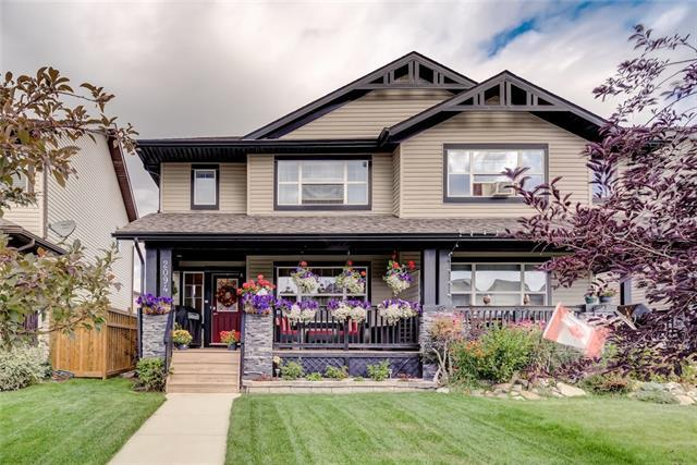 2094 Luxstone Boulevard SW, Airdrie, AB T4B 0H4 (#C4203673) :: Redline Real Estate Group Inc