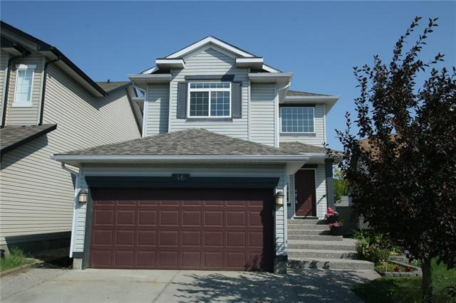 46 Country Hills Park NW, Calgary, AB T3K 5E1 (#C4203696) :: Canmore & Banff