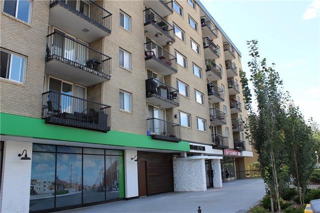 505 19 Avenue SW #107, Calgary, AB T2S 0E4 (#C4203746) :: Redline Real Estate Group Inc