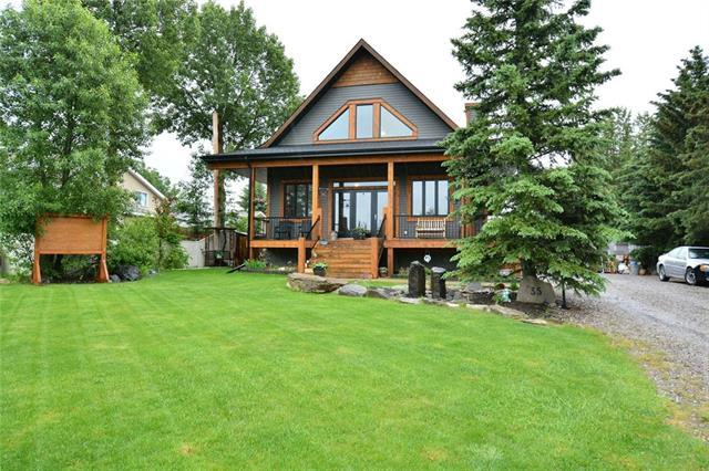 35 Cochrane Lake Trail, Rural Rocky View County, AB T4C 2A8 (#C4203757) :: Tonkinson Real Estate Team