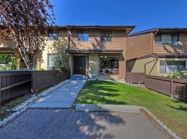 2300 Oakmoor Drive SW #94, Calgary, AB T2V 4N7 (#C4203797) :: The Cliff Stevenson Group