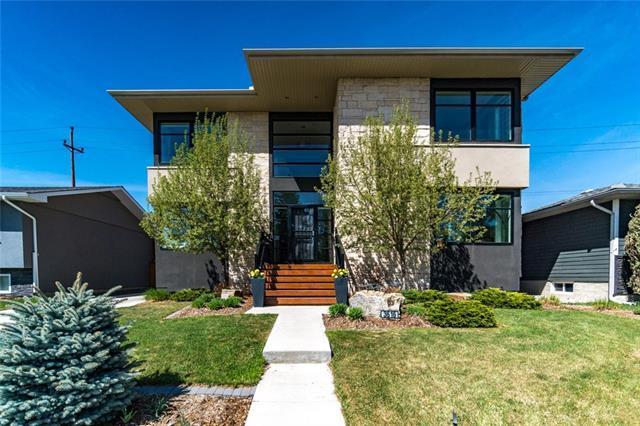 3616 Benton Drive NW, Calgary, AB T2L 1W8 (#C4203832) :: Redline Real Estate Group Inc