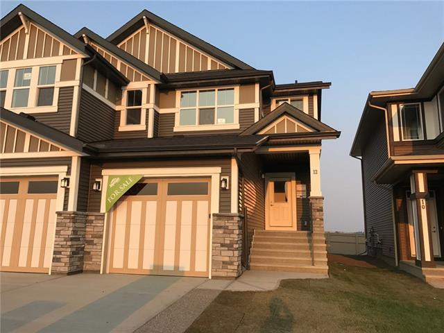 12 Sunrise Heights, Cochrane, AB T4C 2R9 (#C4203836) :: Canmore & Banff
