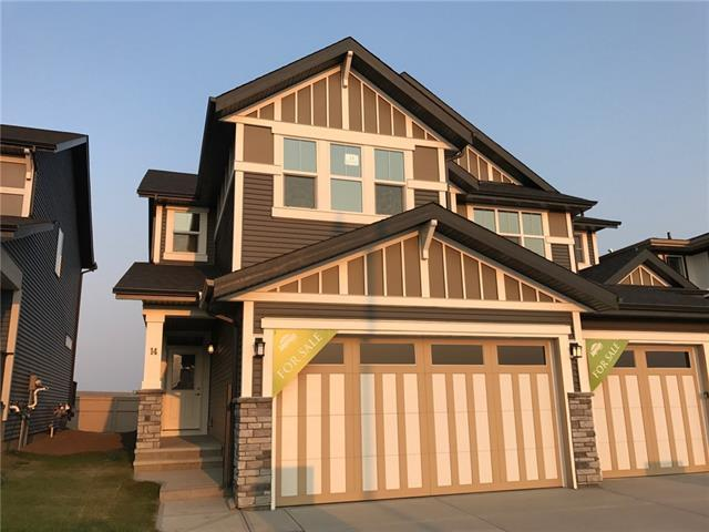 14 Sunrise Heights NW, Cochrane, AB T4C 2R9 (#C4203840) :: Canmore & Banff