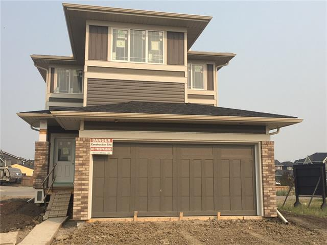 12 Fireside Link, Cochrane, AB T4C 2T1 (#C4203841) :: Redline Real Estate Group Inc