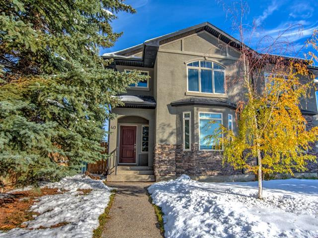 40 Rossdale Road SW, Calgary, AB T3C 2P2 (#C4203851) :: The Cliff Stevenson Group