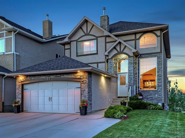 57 Sherwood Way NW, Calgary, AB T3R 1M7 (#C4203895) :: The Cliff Stevenson Group