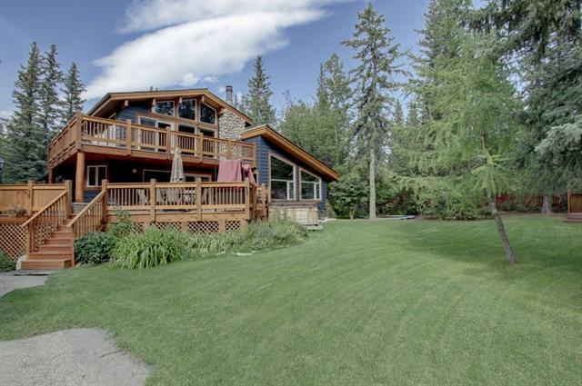 14 Heart Rise, Lac des Arcs, AB T1W 2W3 (#C4203900) :: Canmore & Banff