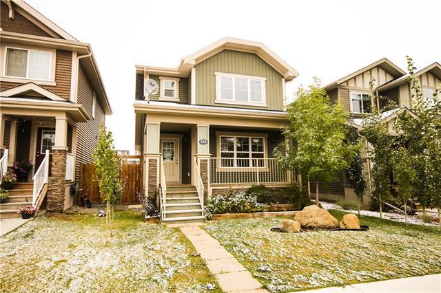 355 Fireside Place, Cochrane, AB T4C 0R5 (#C4203908) :: Redline Real Estate Group Inc