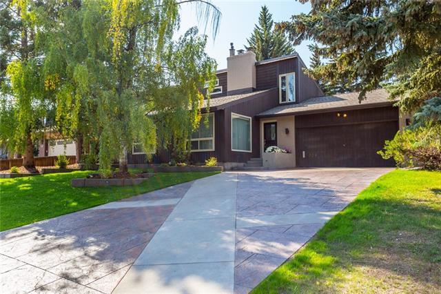 228 Pump Hill Gardens SW, Calgary, AB T2V 4M6 (#C4203993) :: Redline Real Estate Group Inc