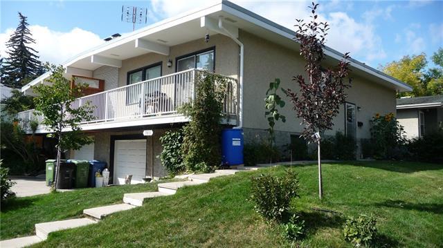 7011 Hunterville Road NW, Calgary, AB T2K 4J7 (#C4204098) :: The Cliff Stevenson Group